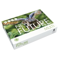 RISMA 500 FOGLI CARTA FUTURE MULTITECH ECO FORMATO A4 70 G/MQ BIANCA