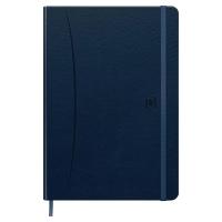 Oxford Office Signature notitieboek A5 5x5mm geruit blauw