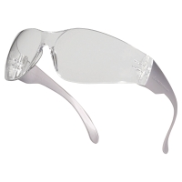 BUDGET WRAPAROUND SAFETY SPECTACLES CLEAR