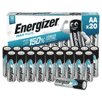 Energizer Eco advanced alkaline batterijen AA - pak van20
