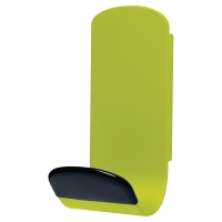 PATERE MAGNETIQUE STEELY UNILUX VERT ANIS