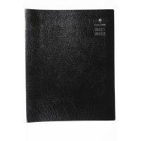 COLLINS LDRSHP 1D/P A4 MID YEAR DIARY