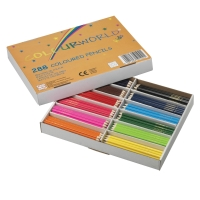 COLOURWORLD COLOURING PENCILS - PACK OF 288