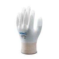SHOWA ถุงมือ BO-500-W ไนลอนเคลือบฝ่ามือด้วยโพลียูริเทน ขนาด 7 ขาว