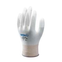 SHOWA ถุงมือ BO-500-W ไนลอนเคลือบฝ่ามือด้วยโพลียูริเทน ขนาด 9 ขาว