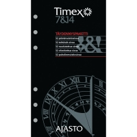 Timex 7 ja 14 -täydennyspaketti