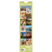 AJASTO KOTIMUISTIO/HEMKALENDERN 110X432