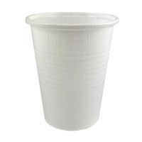 Huhtamäki muovipikari 190/210 ml valkoinen, myyntierä 1 kpl = 100 pikaria
