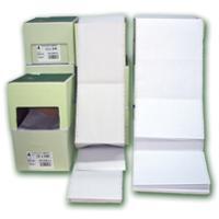 Atk-paperi 240x12-2 blanko, 2-osainen ketjulomake, 1 kpl = 1500 arkkia