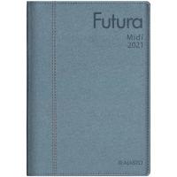 AJASTO FUTURA MIDI 148X210 GRAFIITINHARM