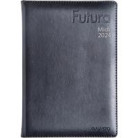 AJASTO FUTURA MIDI A5 MUSTA