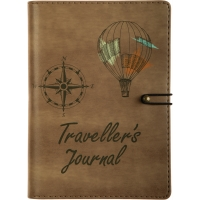 AJASTO TRAVELLER'S JOURNAL 105X148MM