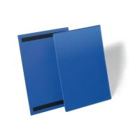 Durable magneettinen dokumenttitasku A4 pysty