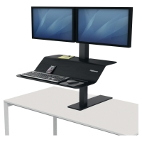 Fellowes Lotus™ VE Sit-Stand Workstation