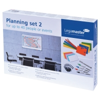 LEGAMASTER 435200 ACCES SET PLANSET 2