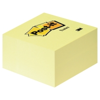 POST-IT NOTE CUBE CANARY YELLOW 450 SHEETS