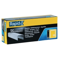 Rapid 13/6 Fine Wire Staples - Box of 5000
