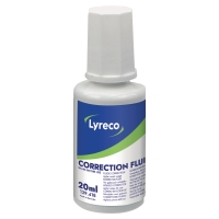 LYRECO CORRECTION FLUID BOTTLE 20ML