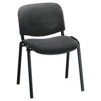 MULTI-PURPOSE STACKING CHAIR - WALDO GREY