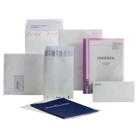 TYVEK WHITE D4A PREMIUM GUSSET ENVELOPES (15 X 10 X 2INCH) - BOX OF 50