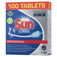 SUN DISHWASHER TABLETS - PACK OF 100