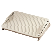 ADJUSTABLE ANTI-SLIDE FOOT REST 70 X 380 X 280MM