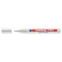 EDDING 750 BULLET TIP WHITE PAINT MARKER