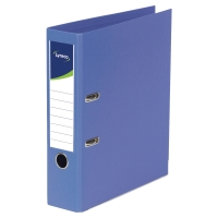 LYRECO POLYPROPYLENE BLUE FOOLSCAP LEVER ARCH FILES - BOX OF 10