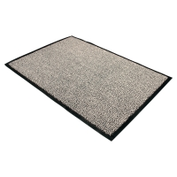 DOORTEX DUST CONTROL MAT 90 X 150CM GREY