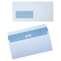 NAVIGATOR ENVELOPES 110 X 220 AA WHITE 90 GRAM WINDOW - BOX OF 500