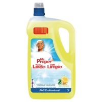 FLASH LEMON ALL-PURPOSE CLEANING LIQUID 5 LITRE