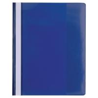 EXACOMPTA PREMIUM BLUE A4 EXECUTIVE FILES - PACK OF 10
