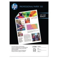 HP CG965A PROFESSIONAL GLOSSY LASER PAPER A4 150G - PACK OF 150 SHEETS