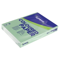 LYRECO PAPER A3 80GSM GREEN - REAM OF 500 SHEETS