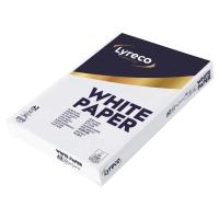 LYRECO PREMIUM WHITE A3 PAPER 80GSM
