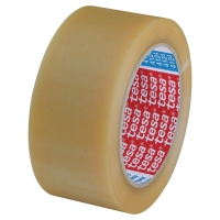 TESA 4124 PVC PACK TAPE 50 X 66 TRANSPARENT