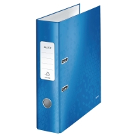 LEITZ 180 WOW BLUE A4 LEVER ARCH FILE