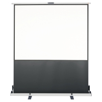 NOBO PORTABLE PROJECTOR SCREEN 1600X1200MM
