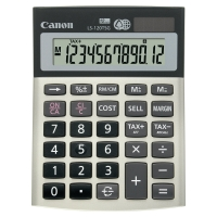 CANON LS-120 TSG 12-DIGIT POCKET CALCULATOR