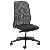 N147 SYNCHRO CHAIR BLACK - ARMS NOT INCLUDED