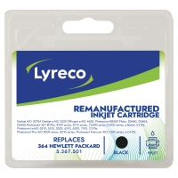 LYRECO HP COMPATIBLE NO. 364 CB316EE INK CARTRIDGE BLACK