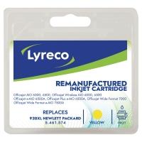 LYRECO HP CD974A 920XL COMPATIBLE INKJET CARTRIDGE YELLOW