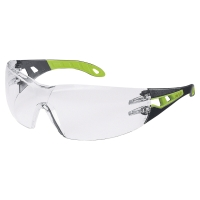 UVEX 9192.225 PHEOS STANDARD SAFETY SPECTACLES CLEAR LENS
