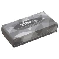 KLEENEX FACIAL TISSUES WHITE - BOX OF 100