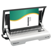 FELLOWES STAR+ 150 A4 HOME OFFICE COMB BINDER