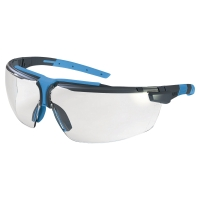 UVEX I-3 SAFETY SPECTACLES CLEAR 9190-275