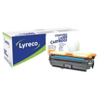 LYRECO COMPATIBLE 507A HP CE401A LASER TONER CARTRIDGE CYAN