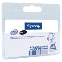 LYRECO INKJET CARTRIDGE COMPATIBLE HP301 CH561EE BLACK