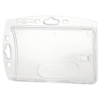 DURABLE 8905-19 PROXIMITY CARD HOLDER TRANSPARENT PACK OF 10