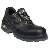 DELTAPLUS JET SAFETY SHOES S1P BLACK SIZE 10